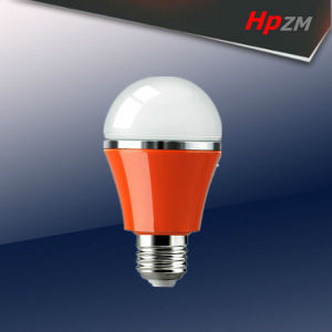 7W E14/E27/B22 Light Car Aluminum Red LED Bulb pictures & photos