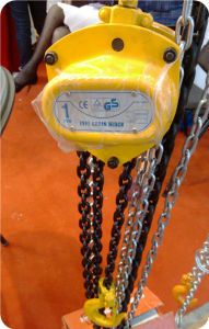Top Quality Kito Type 3t Manual Chain Hoist pictures & photos
