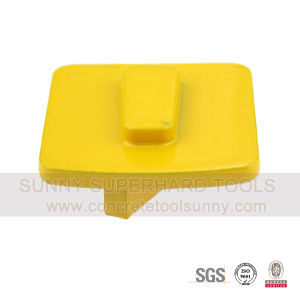 Diamond Grinding Pad for Grinding Hard and Soft Floor Surface pictures & photos