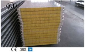 Fireproof Glasswool Sandwich Panel Frefab House