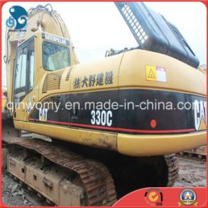 Turbocharged/Aftercooled 2005~2009/6000hrs Japan-Export 30ton/0.5~1.5cbm Used Hydraulic-Pump Caterpillar 330c Crawler Excavator pictures & photos