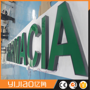 High Quality LED Stainless Steel Acrylic Channel Letter pictures & photos