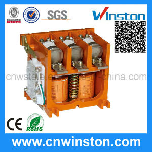 Ckj5-125 AC Big Current Low Voltage Vacuum Contactor with CE pictures & photos