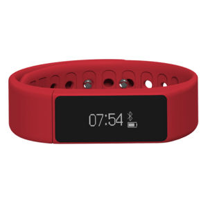 New Custom Charm Fitness Sport Bangle Silicon/Selicone USB Watch Bluetooth Smart Bracelet