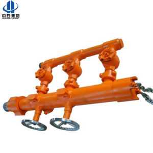 Oilfield Cementing Accessories Top Drive Cement Head pictures & photos