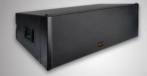 1000watts Passive 16ohms Dual 12 Inch 3 Way Line Array Loudspeaker pictures & photos