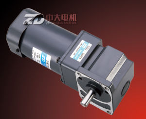 AC Gear Motor--Spiral Bevel Angel pictures & photos