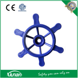 Xiunan Pirate Ship′s Steering Wheel for Swing Set pictures & photos