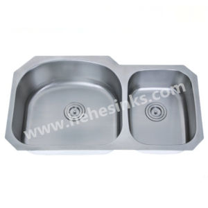 Stainless Steel Sink for Kitchen, Bathroom and Bar 9553ar pictures & photos