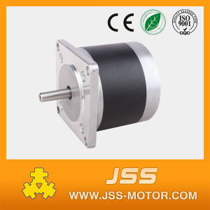 NEMA 23 Round Shape Stepper Motor pictures & photos