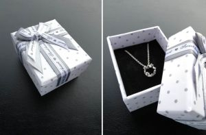 Wholesale High Grade Double Bowknot Paper/Jewelry Box/Gift Boxes pictures & photos
