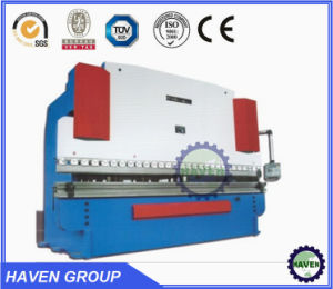 WC67Y hydraulic press brake with CE certificate pictures & photos