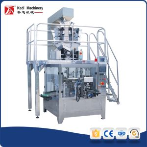 Dried Fruit Packaging Machine with Multi Head Weigher pictures & photos