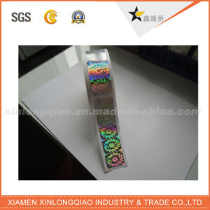 Custom Printing 3D Security Authenticity Hologram Sticker pictures & photos