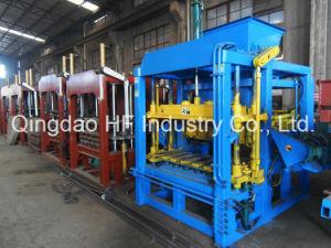 Hydraulic Pressure Concrete Block Machine/Cement Block Machine (QT4-15) pictures & photos