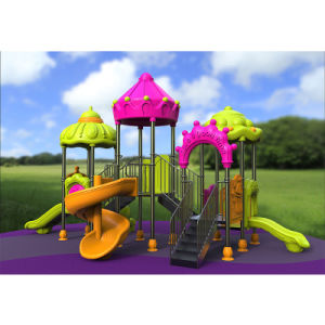 Outdoor Playground--Magic Paradise Series, Children Outdoor Slide (XYH-MH0017) pictures & photos
