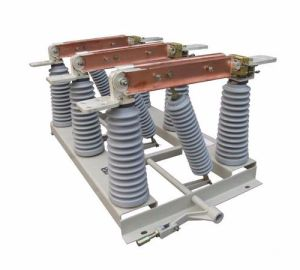35kv Indoor AC Disconnect Switch Electric Apparatus (GN27-40.5) pictures & photos
