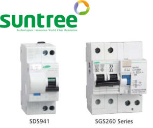 SDS941/SGS260 RCD Circuit Breaker pictures & photos