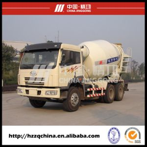 Big Volume of a Concrete Truck  Offfered by Chinese Manufacturer pictures & photos