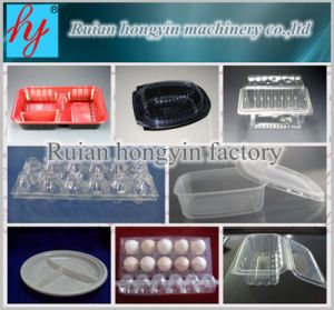 Plastic Square Box Mould for Fast Food Packaging pictures & photos