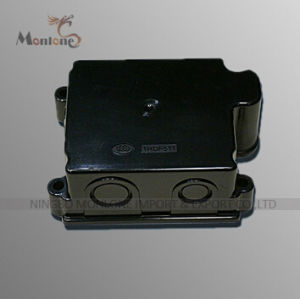 China Bayer Material Plastic Power Meter Case Plastic Enclosure (MLIE-PEE004) pictures & photos