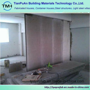 Prefabricated House with Cement Foam Board pictures & photos