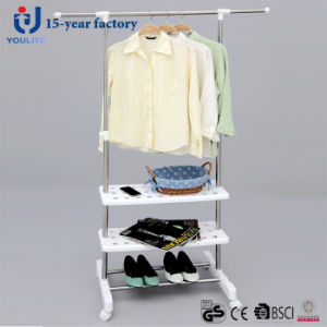0318 Single-Pole Telescopic Clothes Hanger pictures & photos