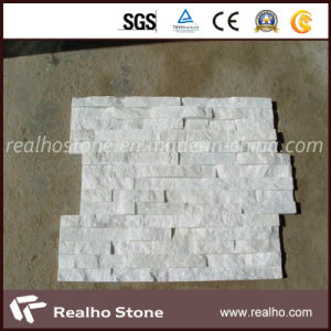 Cultural Stone/White Cultural Stone Marble Stone for Outdoor pictures & photos