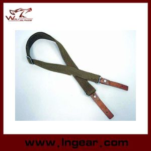 Military Airsoft Ak 2-Point Gun Sling Tactical Rifle Sling pictures & photos