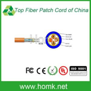 Breakout Fiber Optical Cable Indoor Optical Fiber pictures & photos