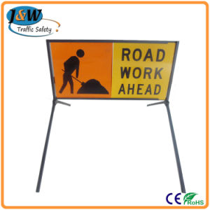 Australia Standard Multi-Message Traffic Sign Stand pictures & photos