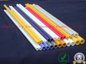 Good Elasticity Fiberglass Pole with Dimension Stability pictures & photos