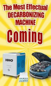 Hho Gas Generator for Car Washing Machine pictures & photos