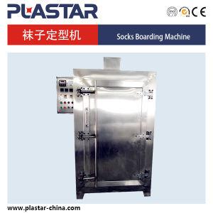 High Temperature Steam Socks Setting Machine Dxj-150 pictures & photos