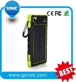100% Full Capacity Solar Power Bank for Mobile Phone pictures & photos
