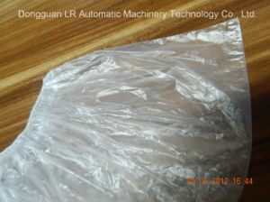 Plastic Automatic Disposable Shoe Cover Making Machine pictures & photos