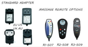 Kd-Mc8025 6 Point Vibration Massage Office Chair/Wireless Massage Chair/Heating Massage Office Chair pictures & photos