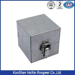 Sheet Metal Febrication Metal Steel Box pictures & photos