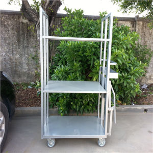 Hand Trolley for Storage Goods in The Factory pictures & photos
