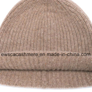 Men′s Top Grade Rib Cashmere Hat A16mA4-001 pictures & photos