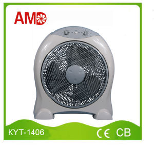 "Hot-Sale Cheapest Price 14"" Box Fan (KYT-1406) pictures & photos"