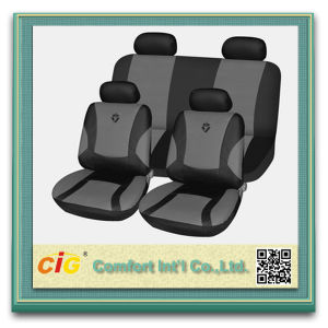 Cheap Competitive Price PU PVC Leather Look Car Seat Covers pictures & photos