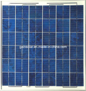 30W/35W High Quality and Efficiency Solar Modules