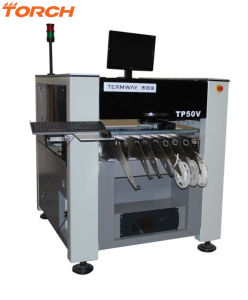 0402 Visual Alignment SMT Chip Mounter Tp50V (TORCH) pictures & photos