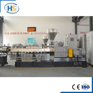 Plastic Granule Making Machine / Twin Screw Extruder Machine pictures & photos