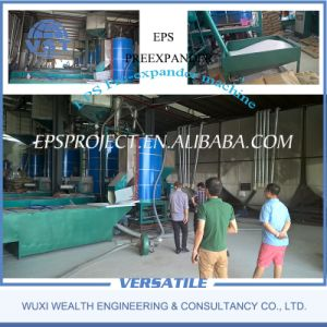 Advanced EPS Pre-Expander, Hydraulic Drive EPS Pre-Expander, Auto Continuous Advanced EPS Pre-Expander pictures & photos