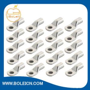 Tin Coated Copper Lugs/Round Copper Terminal Lugs/Copper Lugs pictures & photos