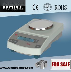 Digital Electronic Weighing Balance with RS232 Interface pictures & photos