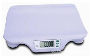 Wholesale Plastic 20kg Digital Baby Infant Scale pictures & photos