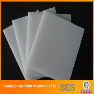 Milky White Opal Cast Acrylic Plastic Sheet for Light Box pictures & photos